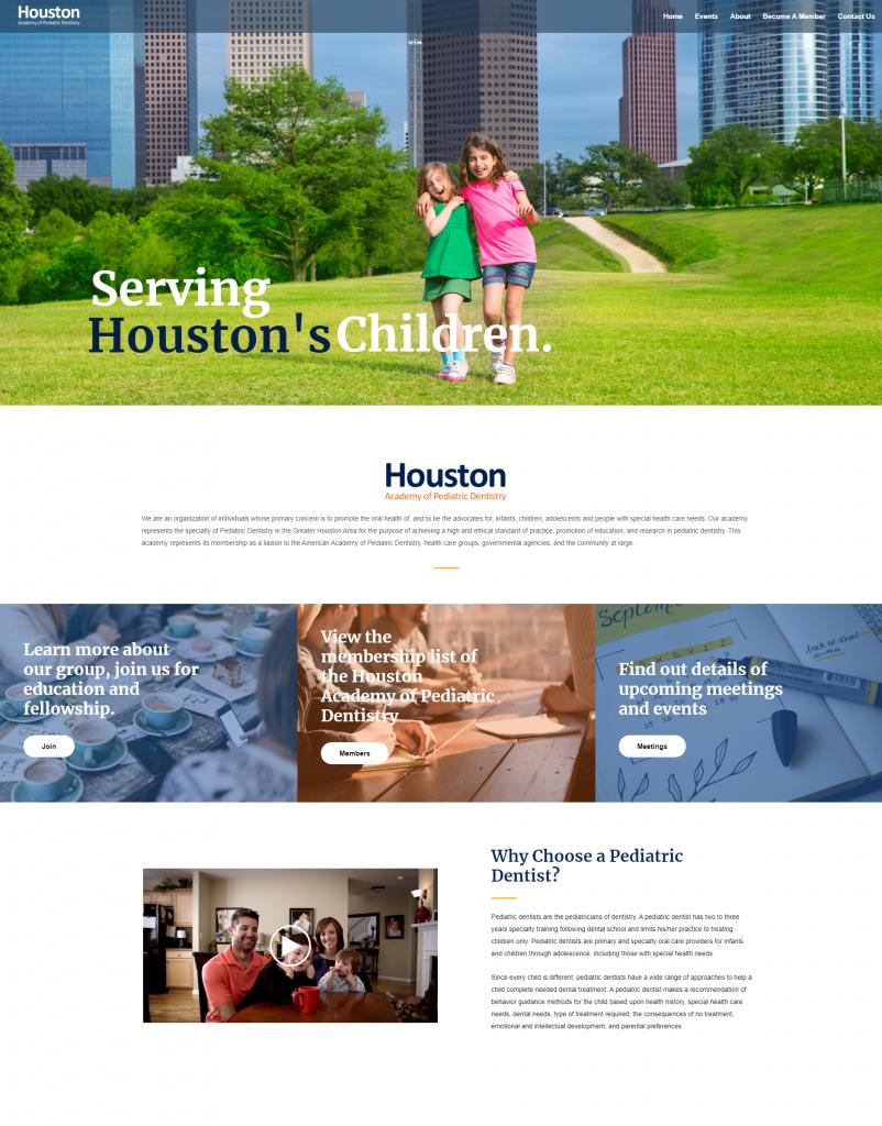 Houston Academy of Pediatric Dentistry