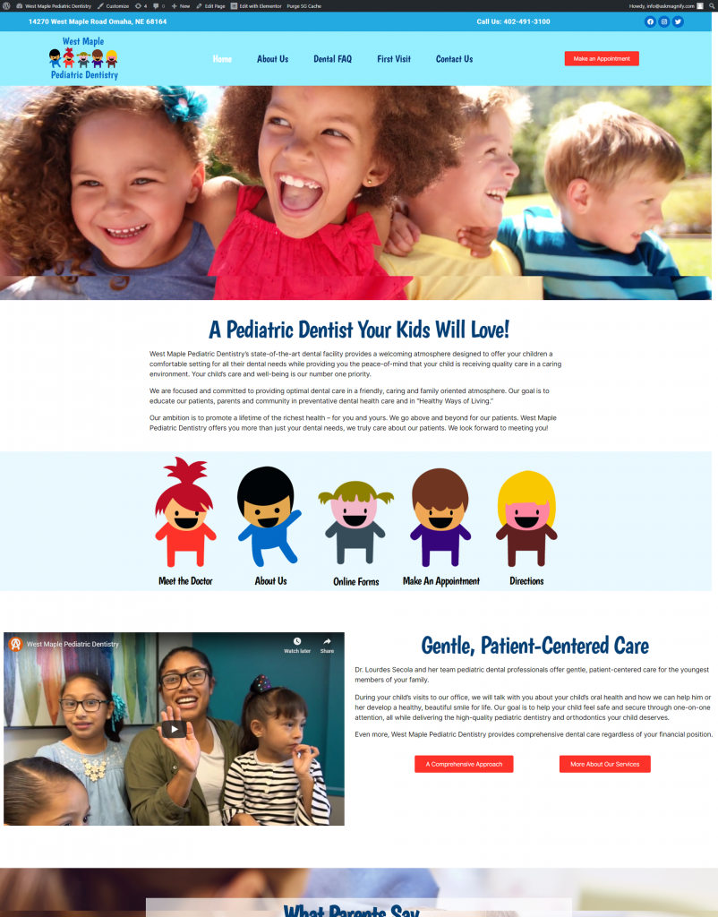 West Maple Pediatric Dentistry