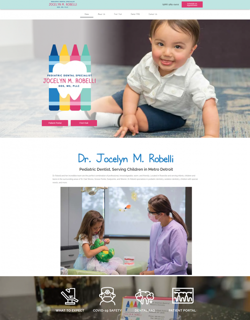 Robelli Pediatric Dentistry
