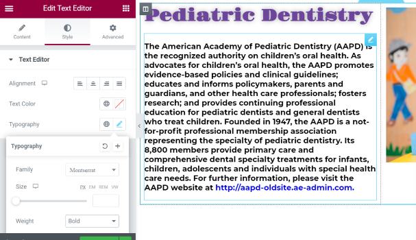 Website Edits - Magnify Dental Marketing